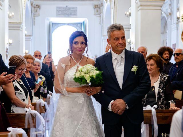 Il matrimonio di Giulio e Giusy a Monterosso Almo, Ragusa 30