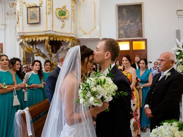 Il matrimonio di Giulio e Giusy a Monterosso Almo, Ragusa 31
