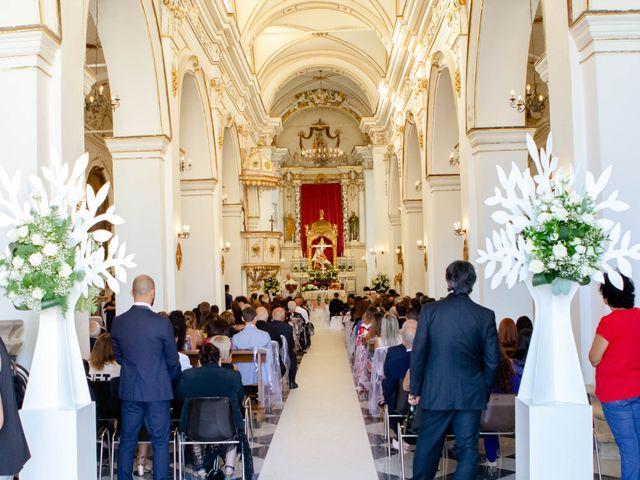 Il matrimonio di Giulio e Giusy a Monterosso Almo, Ragusa 32