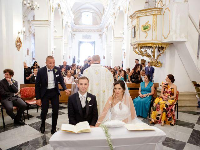 Il matrimonio di Giulio e Giusy a Monterosso Almo, Ragusa 33