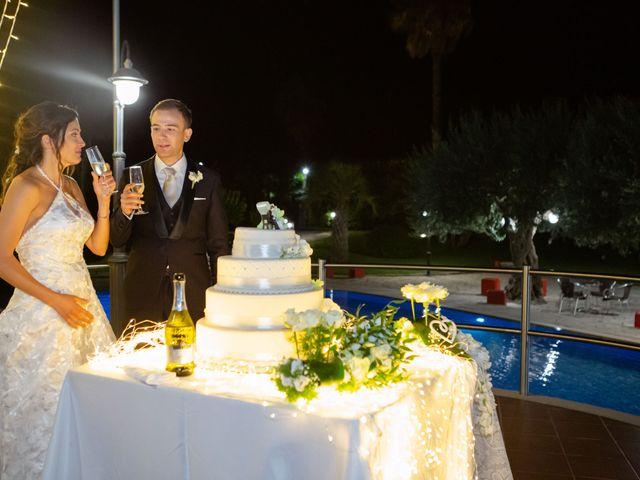 Il matrimonio di Giulio e Giusy a Monterosso Almo, Ragusa 43