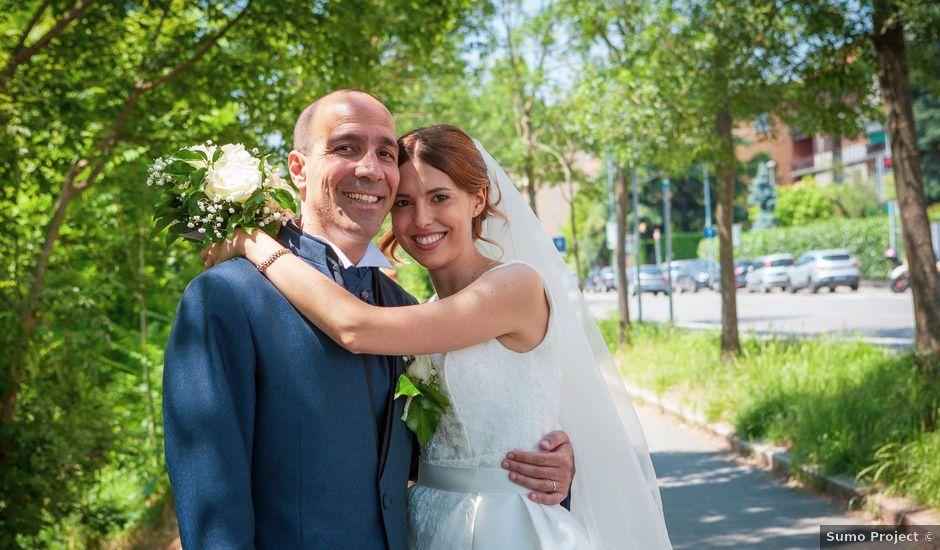 Il matrimonio di Alessio e Elisabetta a Pavia, Pavia
