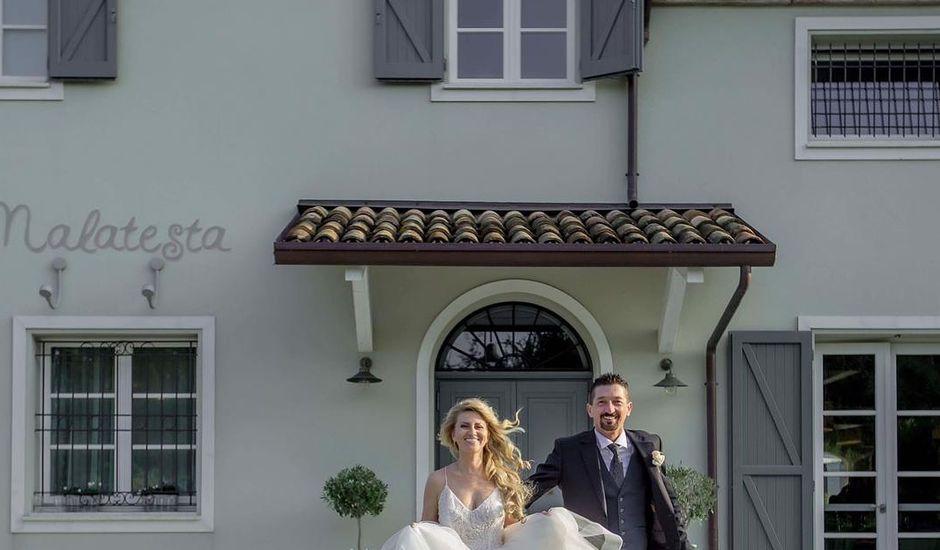 Il matrimonio di Paolo  e Ala  a Poggio Berni, Rimini