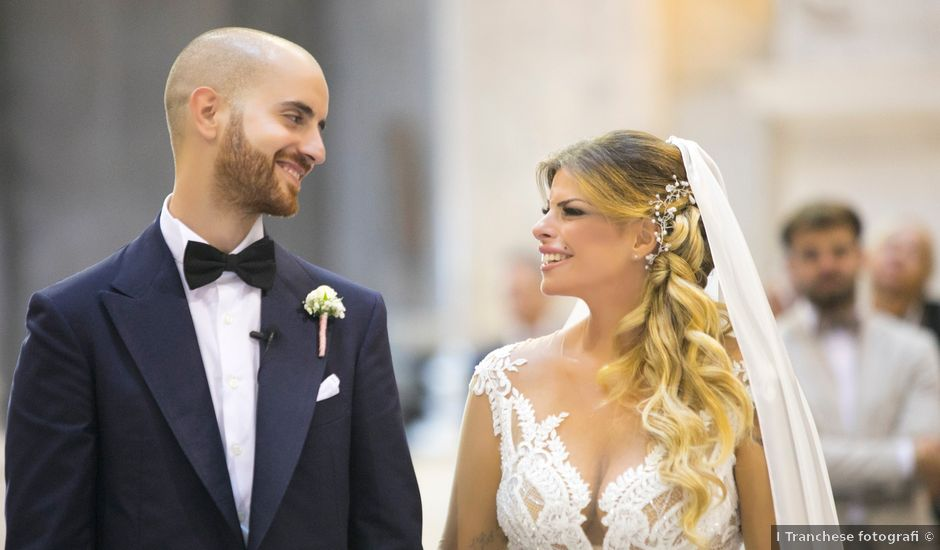 Il matrimonio di Antonio e Alessia a Napoli, Napoli