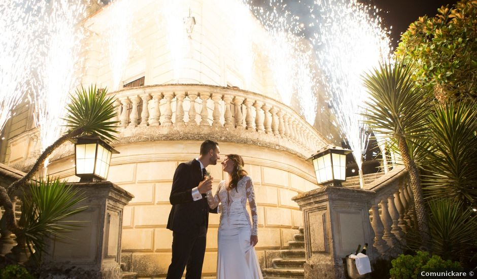 Il matrimonio di Filippo e Rossella a Collepasso, Lecce
