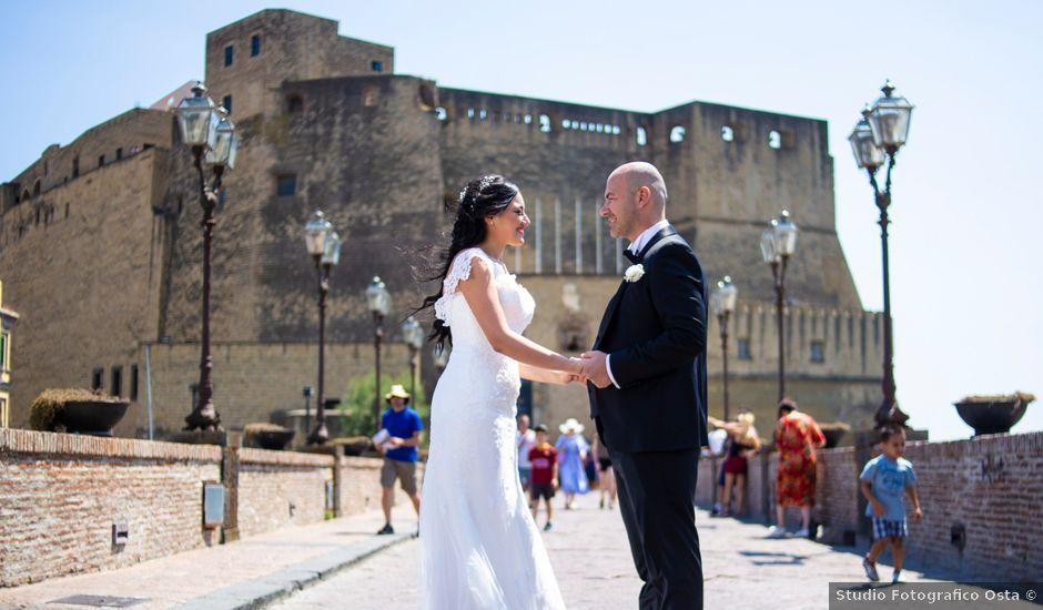 Il matrimonio di Mario e Emma a Napoli, Napoli