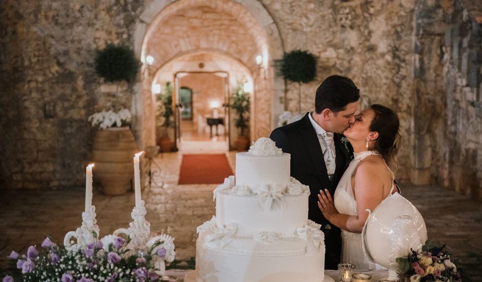 Il matrimonio di Giuseppe e Alessia a Bari, Bari