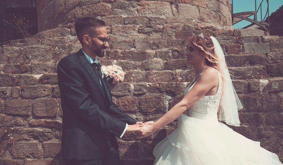 Il matrimonio di Greta e Marco a Ortonovo, La Spezia