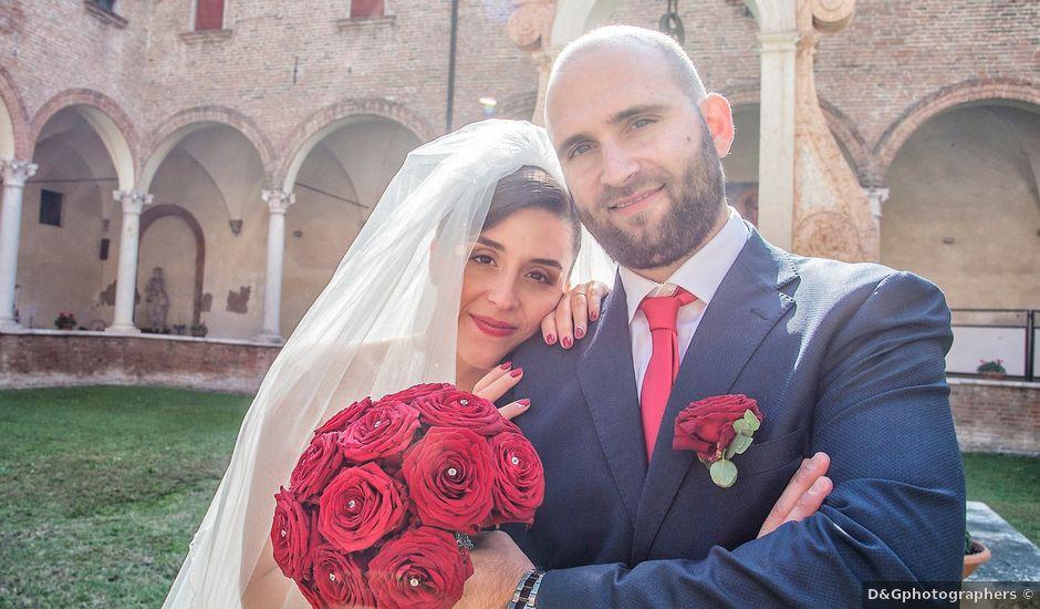 Il matrimonio di Ivan e Giulia a Ferrara, Ferrara