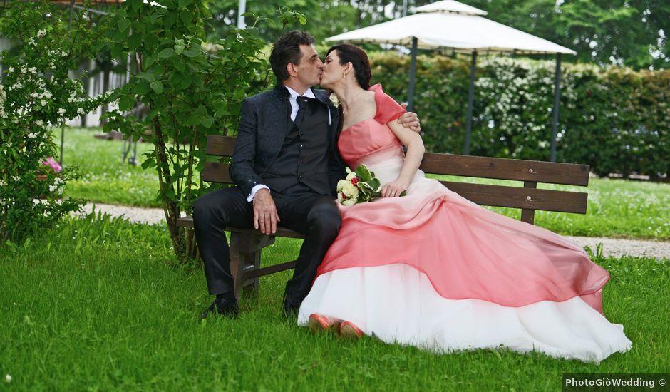 Il matrimonio di Davide e Laura a Castelnovo Bariano, Rovigo