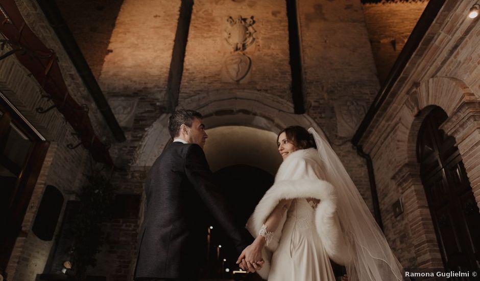 Il matrimonio di Cinzia e Giacomo a Pesaro, Pesaro - Urbino