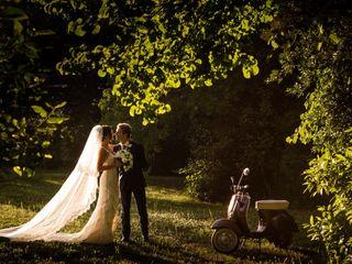 Le nozze di Luisa e Gherardo