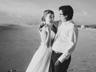 Le nozze di Caterina e Miguel