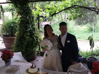 Le nozze di Marta e Bayron 3