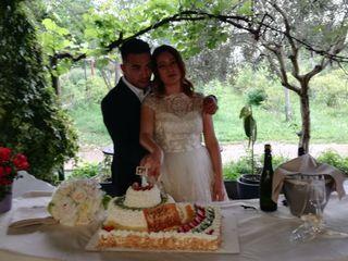Le nozze di Marta e Bayron