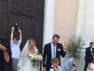 Le nozze di Nikoleta e Fabio