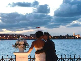 Le nozze di Francesca e Alex