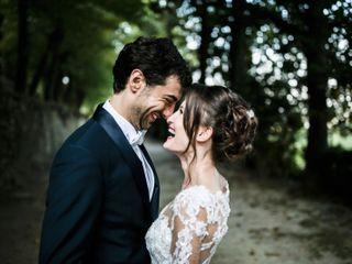 Le nozze di Arta e Maurizio