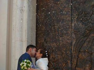 Le nozze di Alessandra e Amato 1