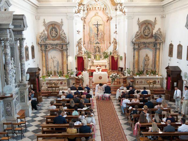Il matrimonio di Bruno e Alessandra a Spinea, Venezia 1