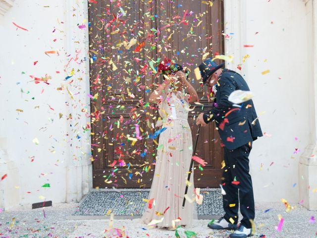Il matrimonio di Bruno e Alessandra a Spinea, Venezia 3