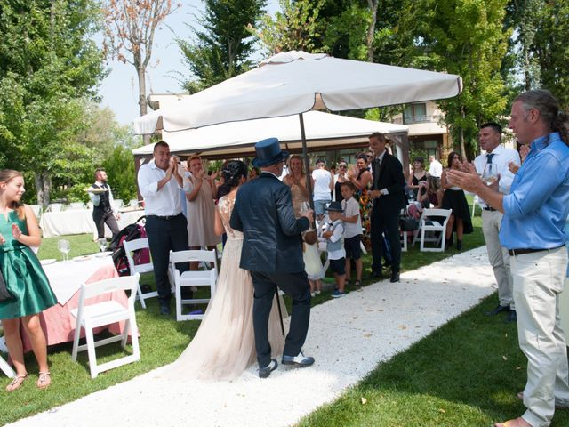 Il matrimonio di Bruno e Alessandra a Spinea, Venezia 13