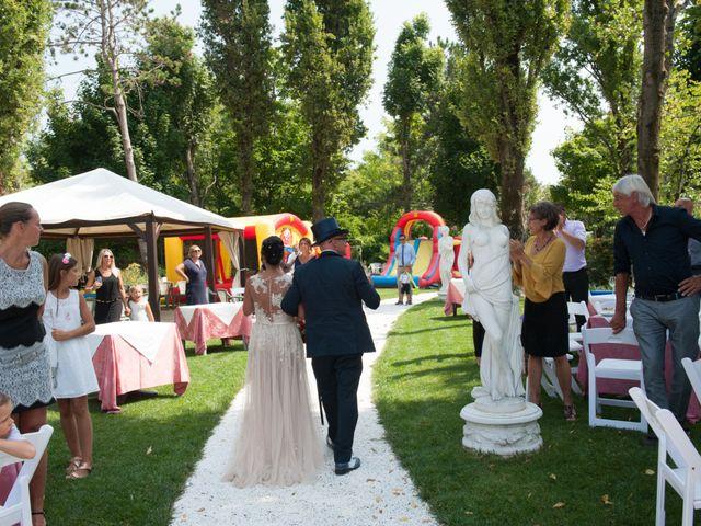 Il matrimonio di Bruno e Alessandra a Spinea, Venezia 14