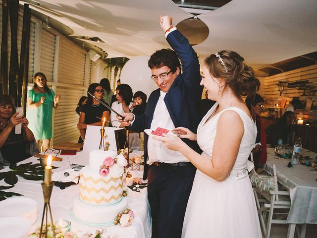 Il matrimonio di Miguel e Caterina a Bologna, Bologna 140