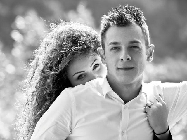 Il matrimonio di Cristian e Elisa a Tremosine, Brescia 1