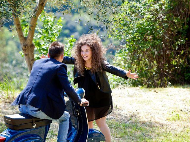Il matrimonio di Cristian e Elisa a Tremosine, Brescia 6