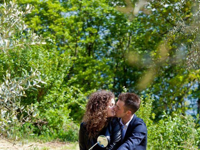 Il matrimonio di Cristian e Elisa a Tremosine, Brescia 7