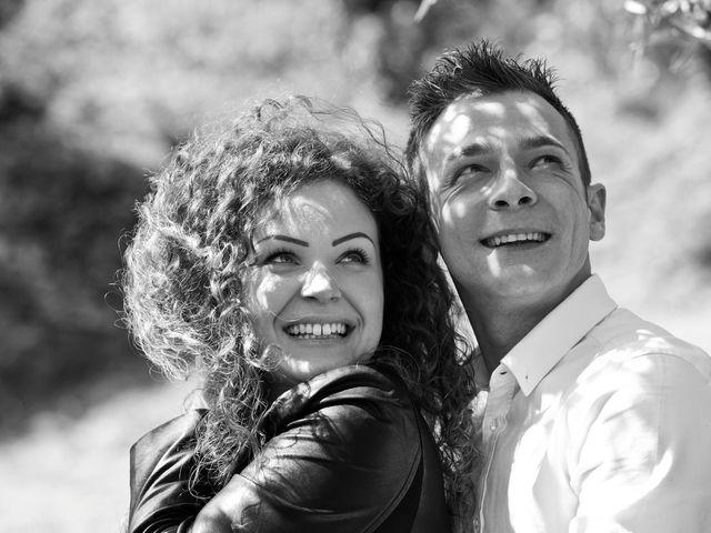 Il matrimonio di Cristian e Elisa a Tremosine, Brescia 10