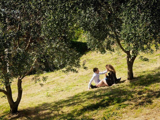 Il matrimonio di Cristian e Elisa a Tremosine, Brescia 11