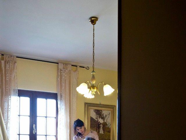 Il matrimonio di Cristian e Elisa a Tremosine, Brescia 23