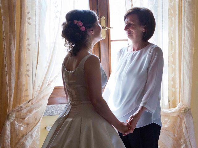Il matrimonio di Cristian e Elisa a Tremosine, Brescia 30