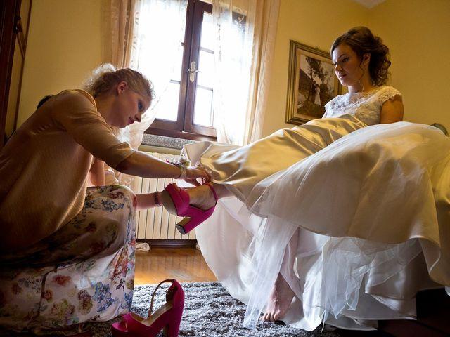 Il matrimonio di Cristian e Elisa a Tremosine, Brescia 34