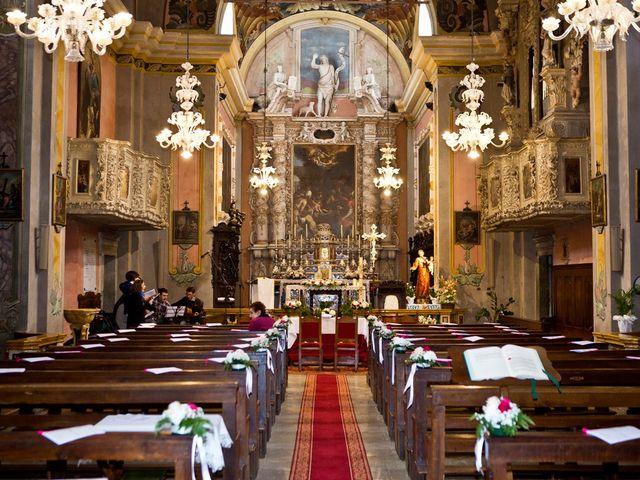 Il matrimonio di Cristian e Elisa a Tremosine, Brescia 40