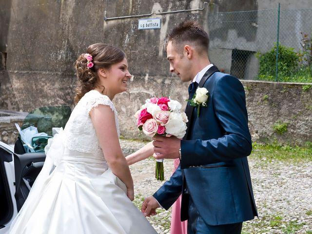Il matrimonio di Cristian e Elisa a Tremosine, Brescia 46