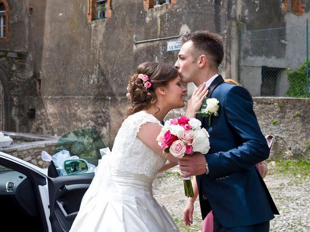 Il matrimonio di Cristian e Elisa a Tremosine, Brescia 47