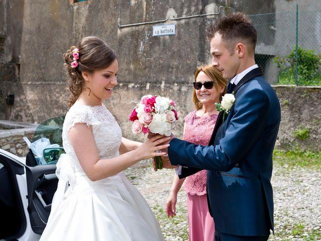 Il matrimonio di Cristian e Elisa a Tremosine, Brescia 48