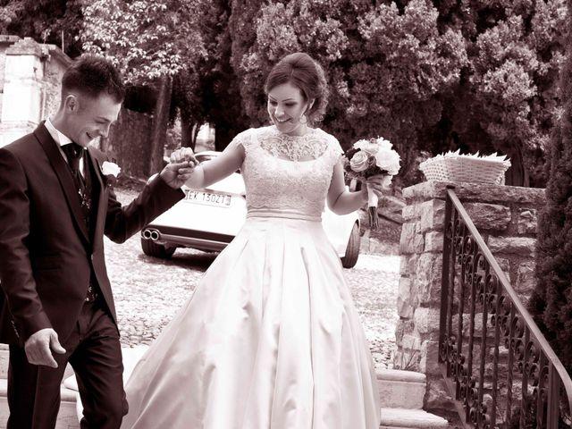 Il matrimonio di Cristian e Elisa a Tremosine, Brescia 49