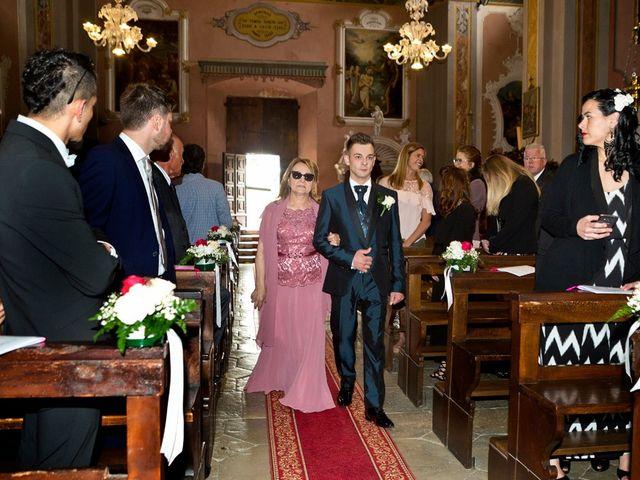 Il matrimonio di Cristian e Elisa a Tremosine, Brescia 50