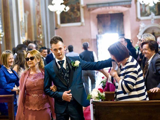 Il matrimonio di Cristian e Elisa a Tremosine, Brescia 51