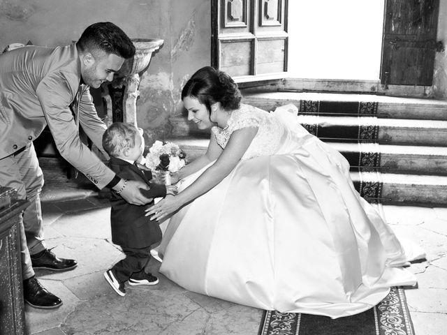 Il matrimonio di Cristian e Elisa a Tremosine, Brescia 52