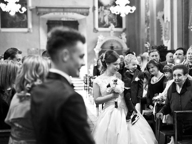 Il matrimonio di Cristian e Elisa a Tremosine, Brescia 53