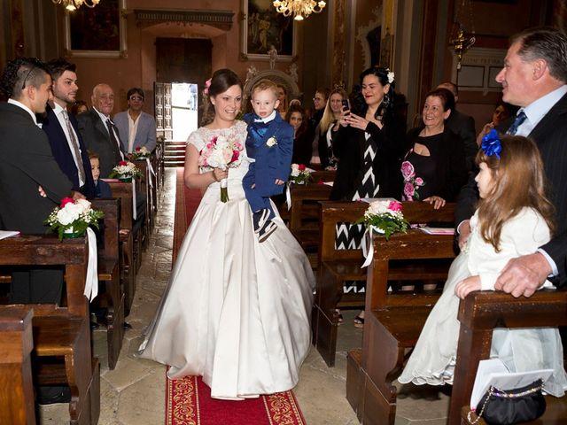 Il matrimonio di Cristian e Elisa a Tremosine, Brescia 54