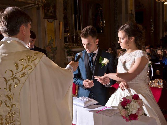 Il matrimonio di Cristian e Elisa a Tremosine, Brescia 59