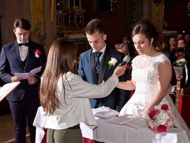 Il matrimonio di Cristian e Elisa a Tremosine, Brescia 60
