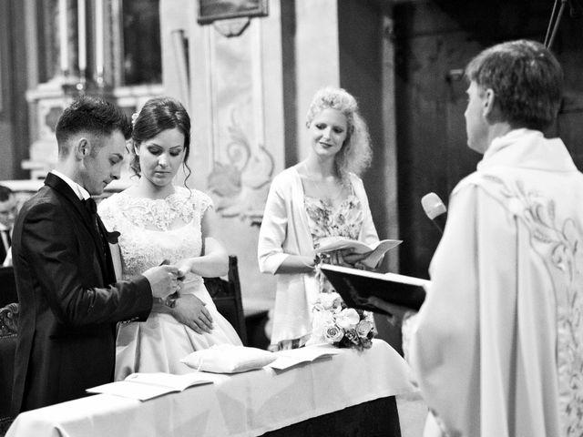 Il matrimonio di Cristian e Elisa a Tremosine, Brescia 61