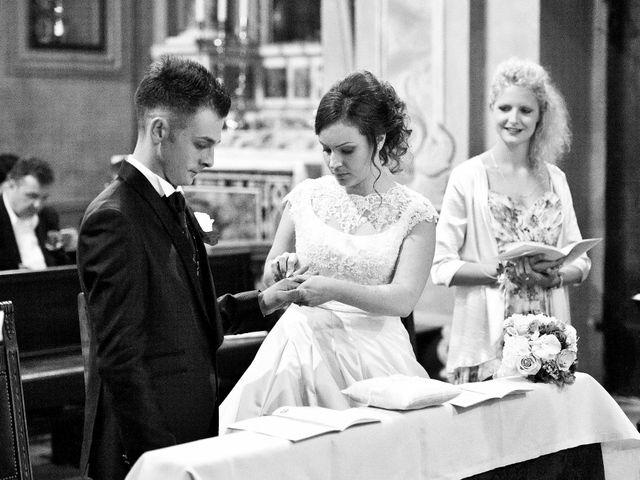 Il matrimonio di Cristian e Elisa a Tremosine, Brescia 62